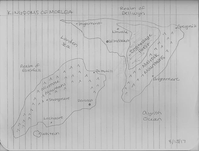 Morlea Map