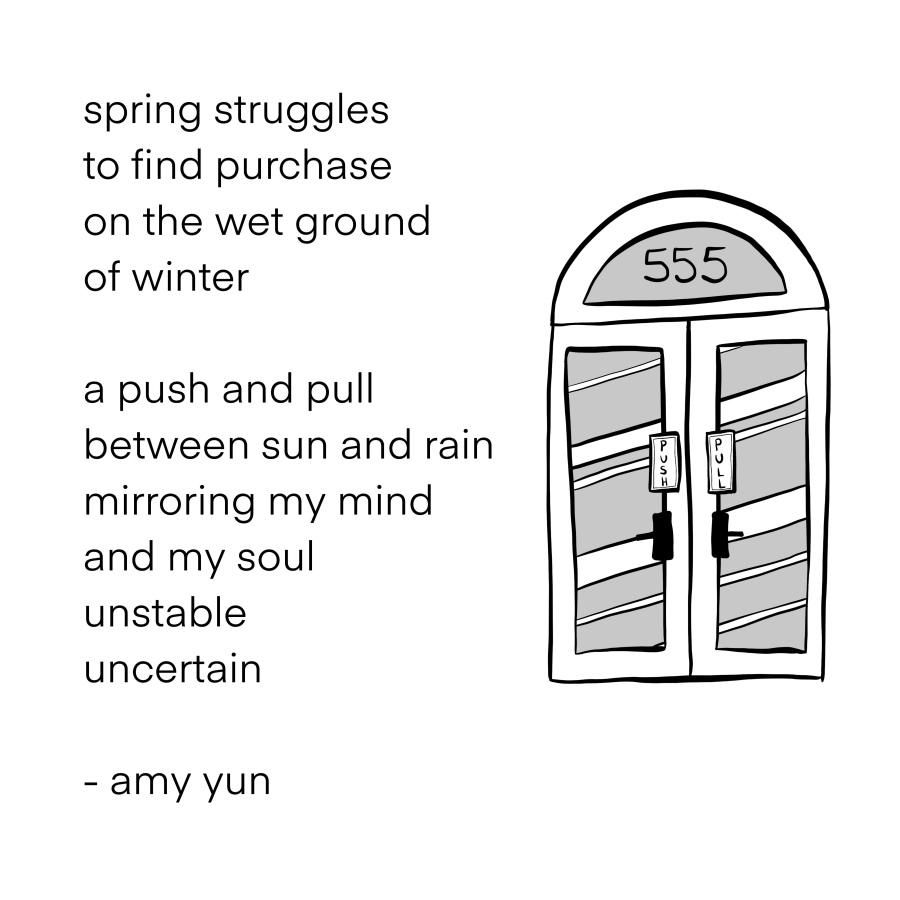 Spring Struggles